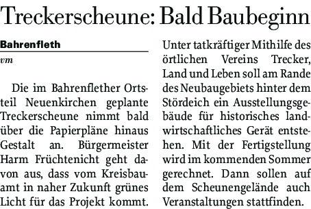 thumbnail of Bau Treckerscheune Bericht 2