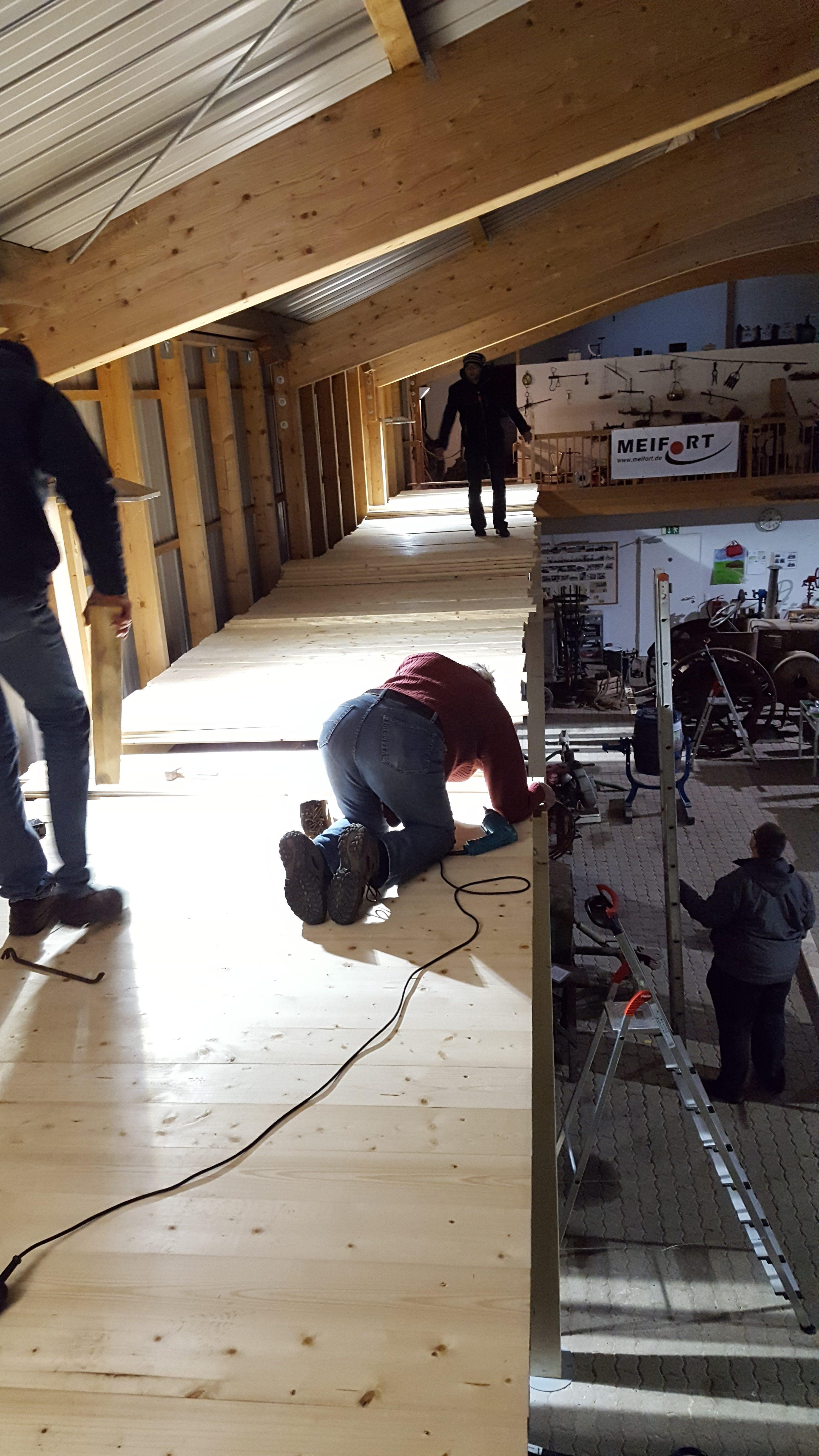 Fußboden neue Galerie